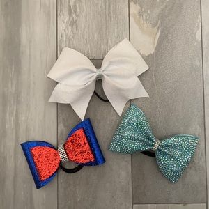 Cheer Bows Bundle